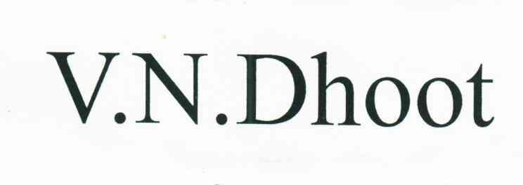 V.N.DHOOT
