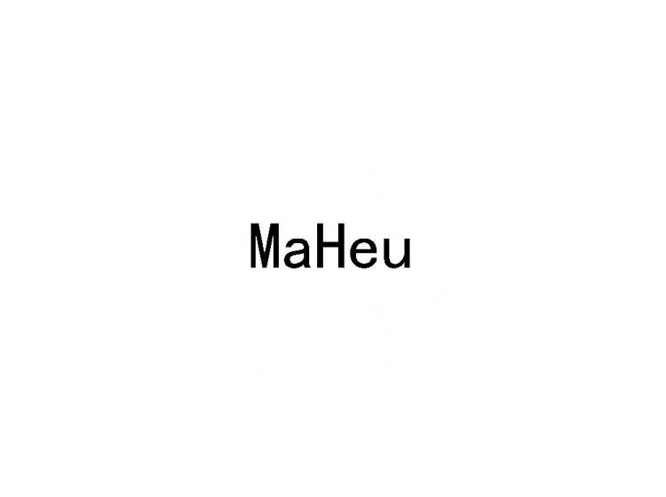 MAHEU