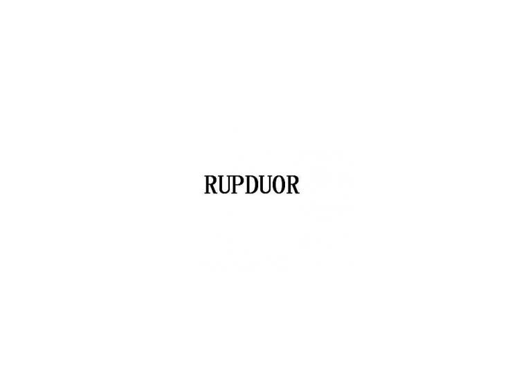 RUPDUOR